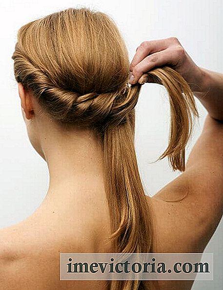 5 Frisuren Die In 5 Minuten Einfach Zu Machen Sind Deimevictoriacom