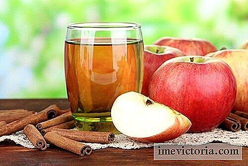 manzana y canela para bajar de peso