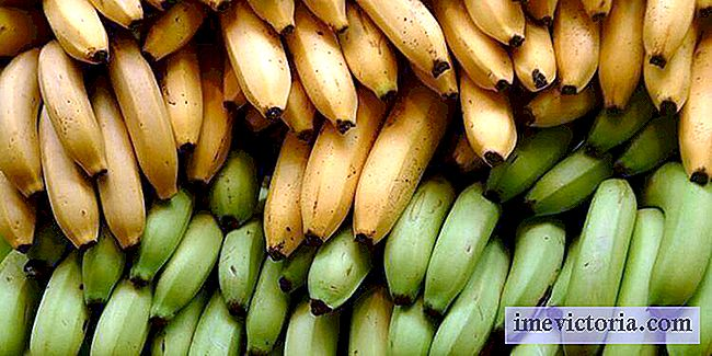 3 Differenze nutrizionali tra piantaggine e banana